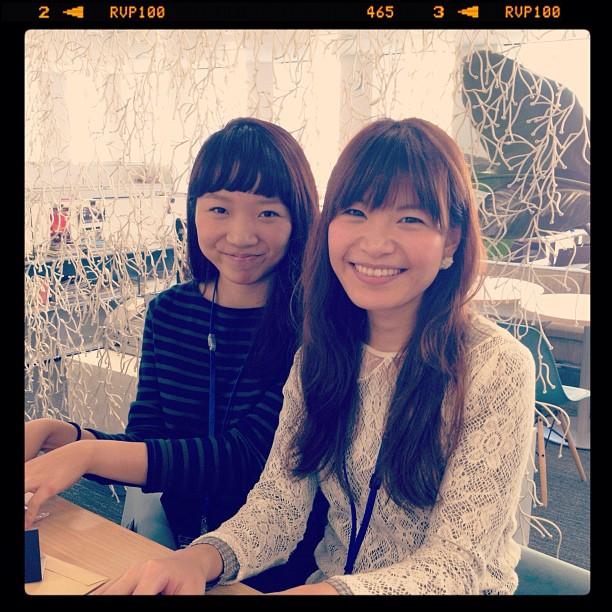 Kokusai girls Mandy & Mayu♡