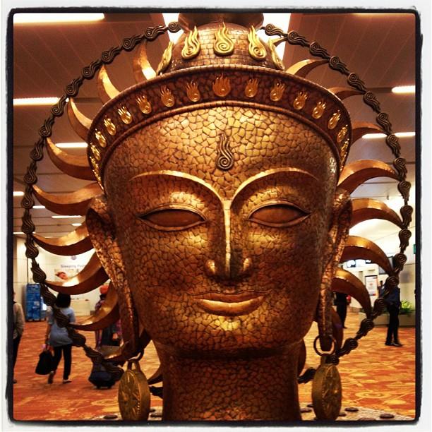 New Deli Airport