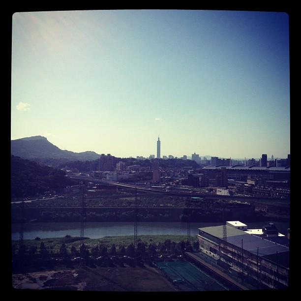 Taiwan landmark