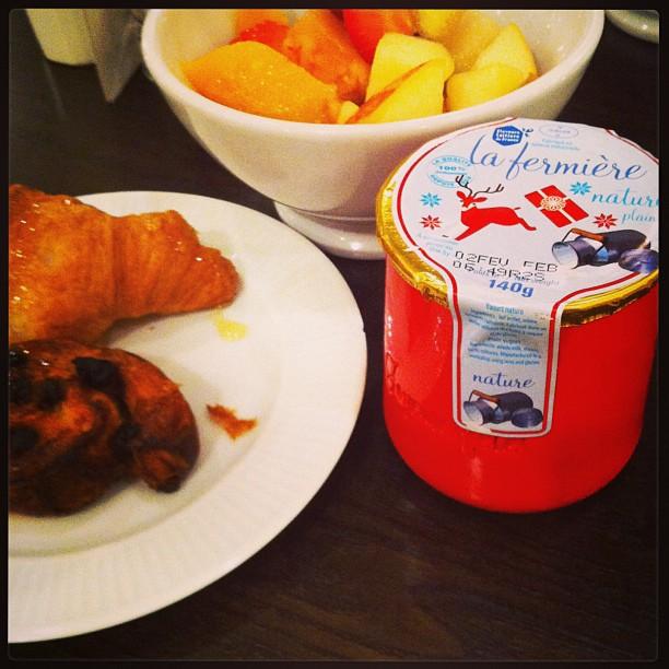 Breakfast at Sloane Square