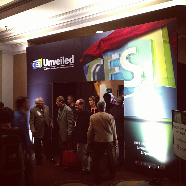 International CES is finally unveiled!!!!