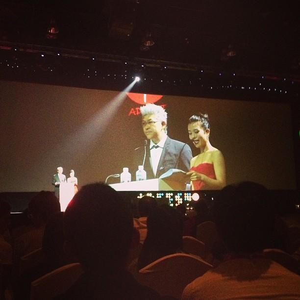 ADFEST Award Presentation