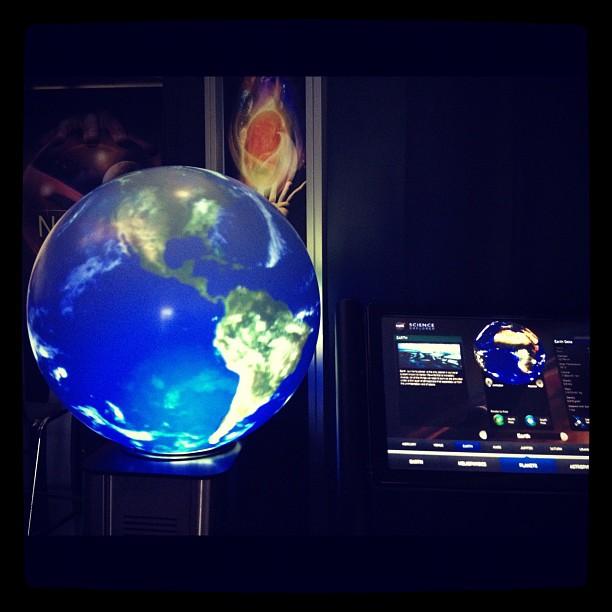 Earth Cube Screen evolving!