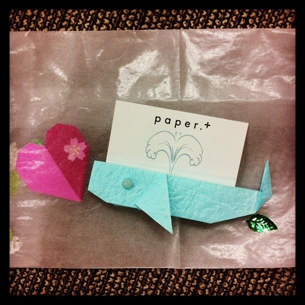 {SXSW} Handmade meet-&-greet present for our new friends [1 of 3]