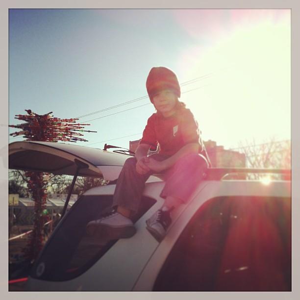 { #SXSW2013} George Sabra's street-smart little helper☆