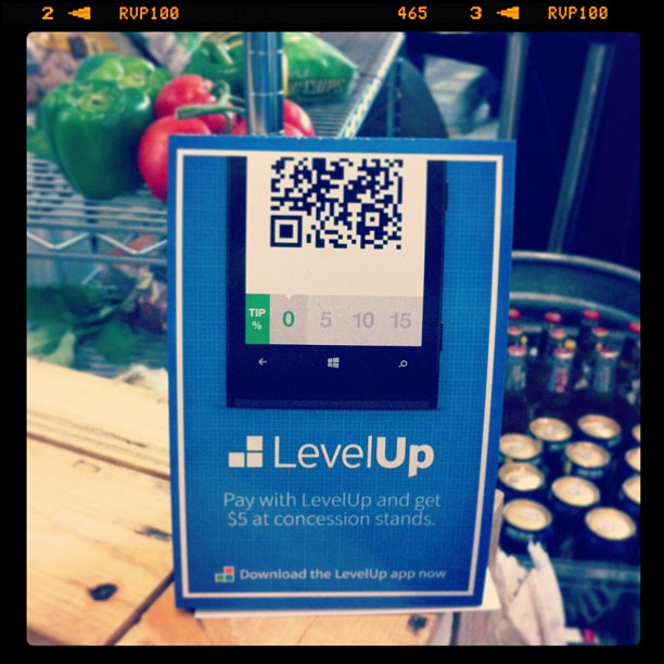 { #SXSW2013} Maybe will download this in time to get $5 for lunch tmr!
