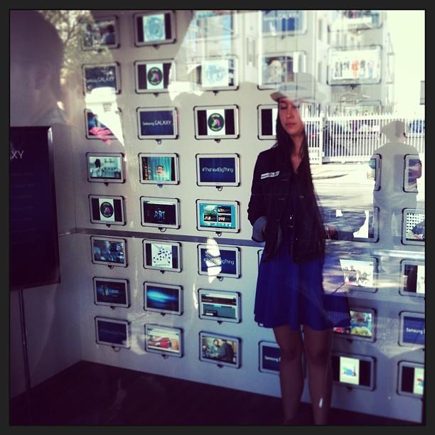 { #SXSW2013} Samsung GALAXY!