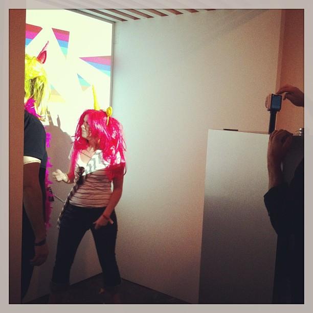 { #SXSW2013} Samsung GALAXY 5-sec 20-cut unicorn photo shoot!