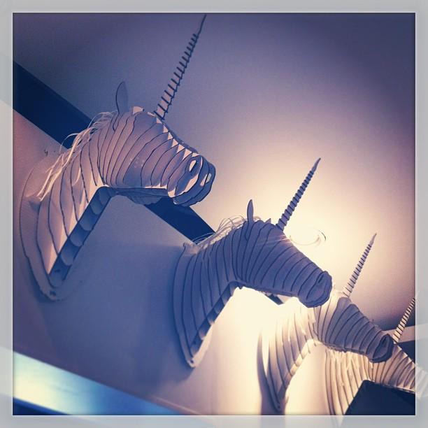 { #SXSW2013} Samsung GALAXY unicorns!!♡