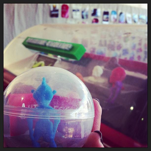 "{ #SXSW2013} SXSW Create: MakerBot! My 3D creature is ""Imp""?!"