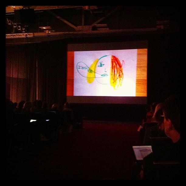 { #SXSW2013} Tina Eisenberg SwissMiss keynote!!