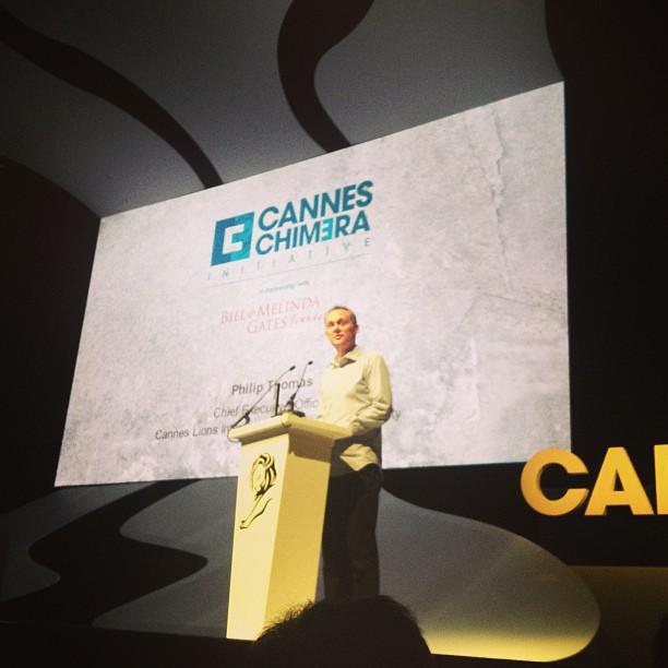 Cannes Chimera: 世界の貧困問題を解決するためにこの業界でできる事は何か?