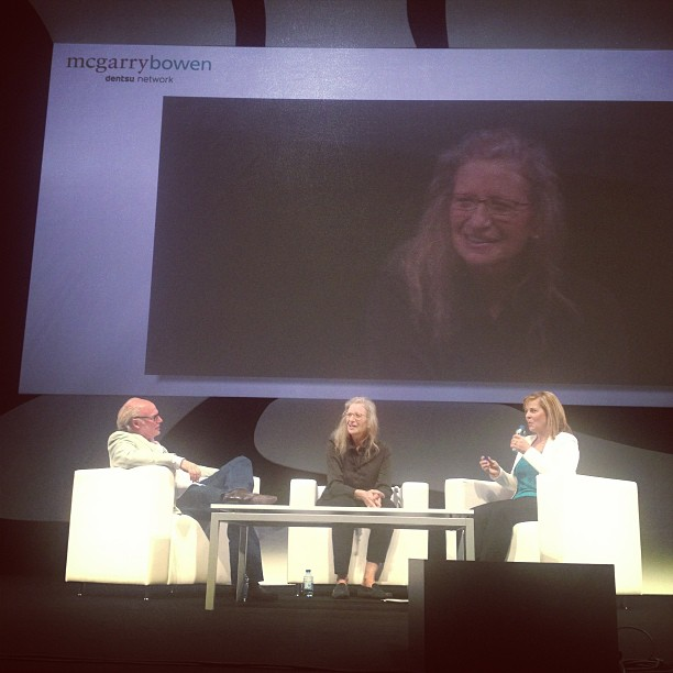 Disney + Annie Leibovitz  talking about Iconic Storytelling!!!!!