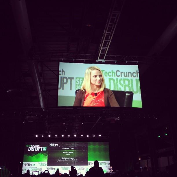 Yahoo! CEO Marissa Mayers