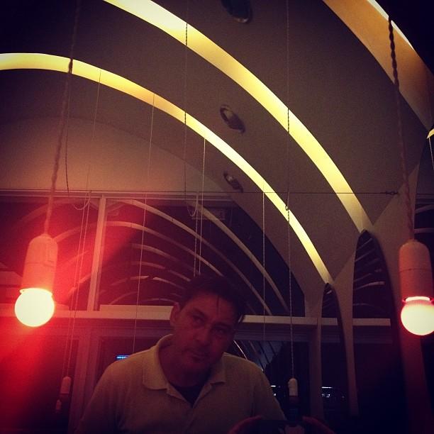Lights to order food