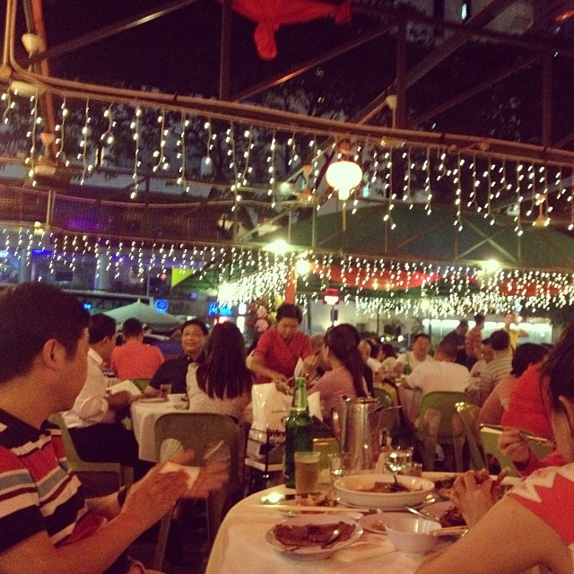 Hakka. Nice place to have steamboat!