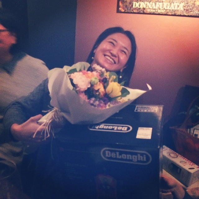 We love you and miss you Tetsuko san!!!
