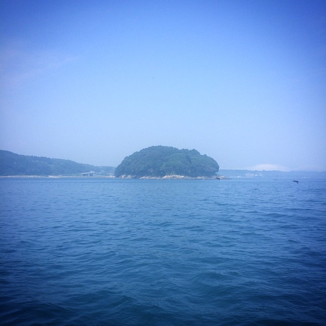 Shooting in Tohoku 南三陸で撮影をしてきました