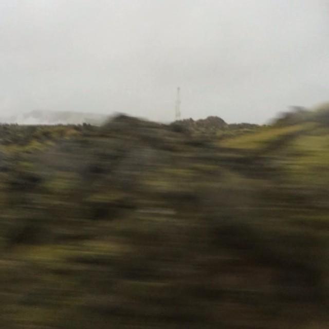 ロケハン、めーあーりーふー rainy scouting in Reykjavik