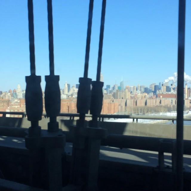 hello freezin NY