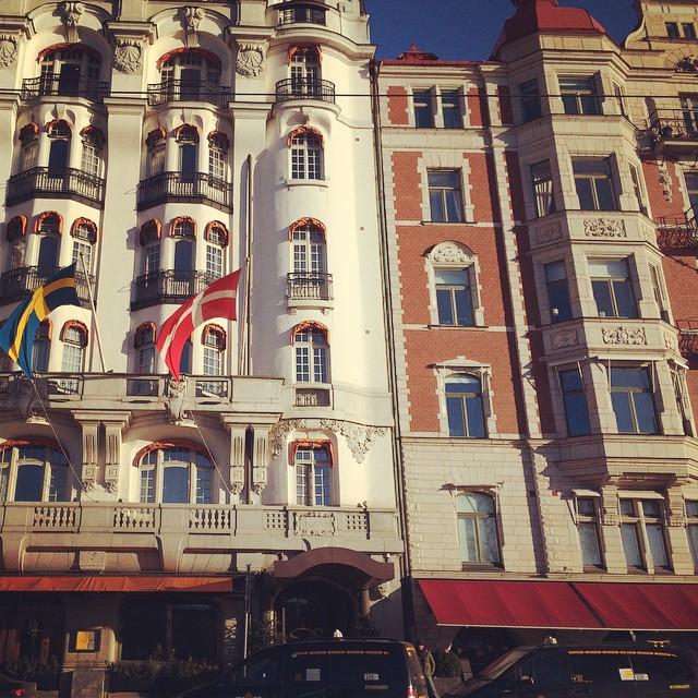 Stockholm - Diplomat hotel