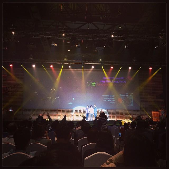 [Adfest] Fabulous Fourの優勝者はなんと日本から!TYO Camp KAZ の久家友哉さん!!おめでとうございます!!