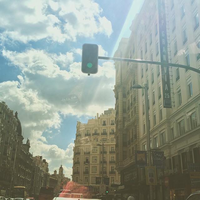 Sunny Madrid
