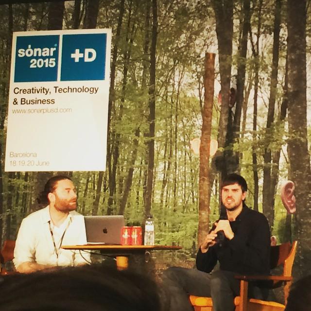 Chris Milk and Aaron KoblinVrse is here.#sonarplusD #sonar #story