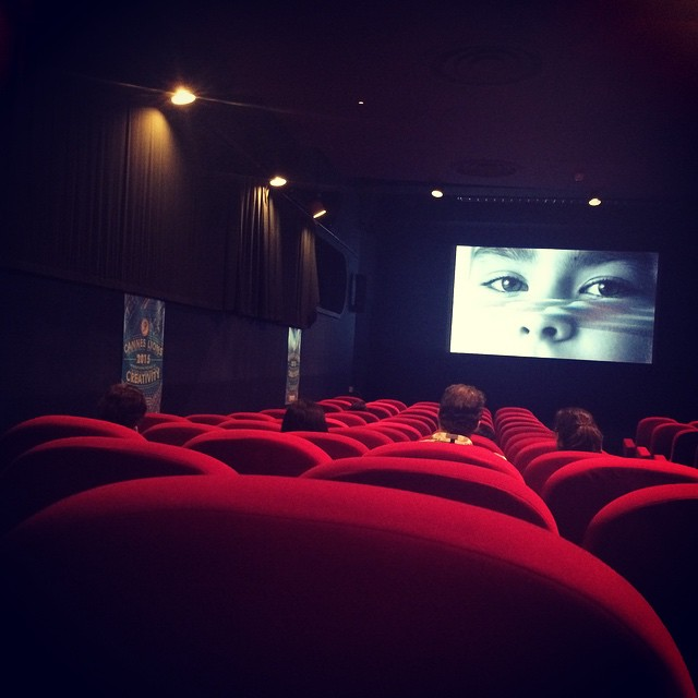 Film Screening. #AOIcannes2015