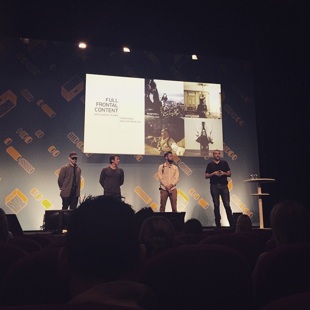"""""""Full Frontal Content"""". 絶大な支持を受けるInstagramer4人が集合!#AOIcannes2015"""