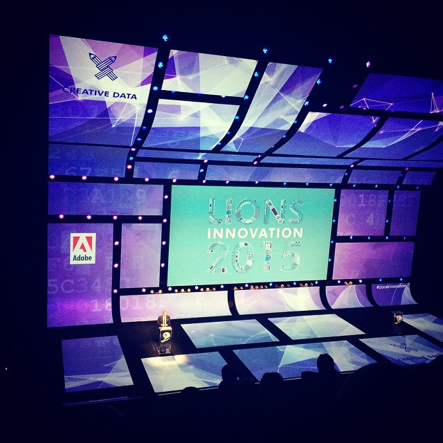 Innovation Lions Award.