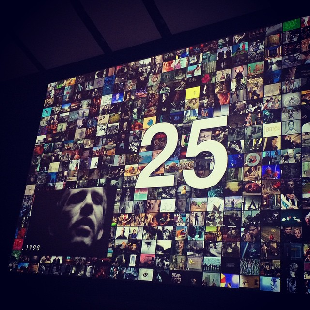 Saatchi&Saatchi New Directors' Showcase 25th Anniversary