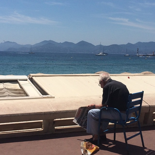 The old man and the sea. xo