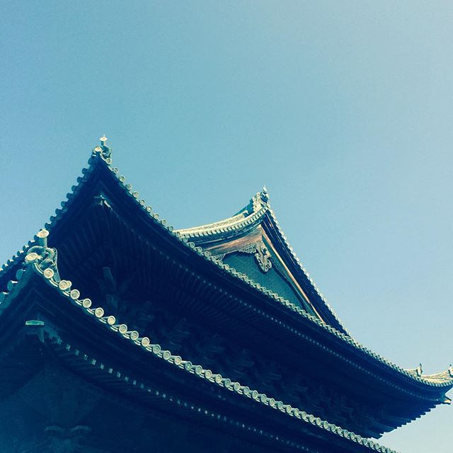 great roof! #kyoto