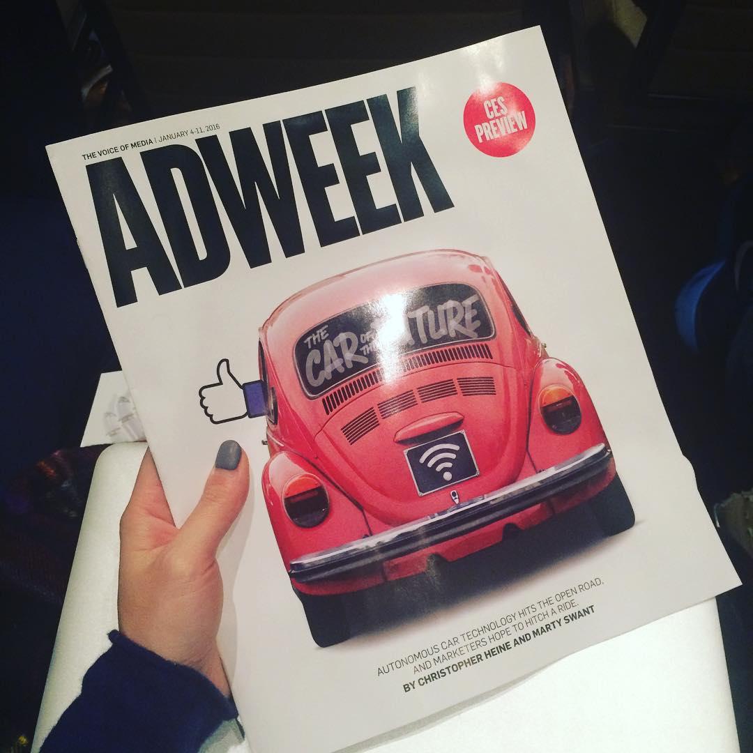 Adweek @cesofficial