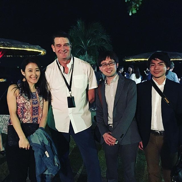宣伝会議10年くらいぶりの参戦!!日本マッキャン次期社長Charles氏と。#adfest2016