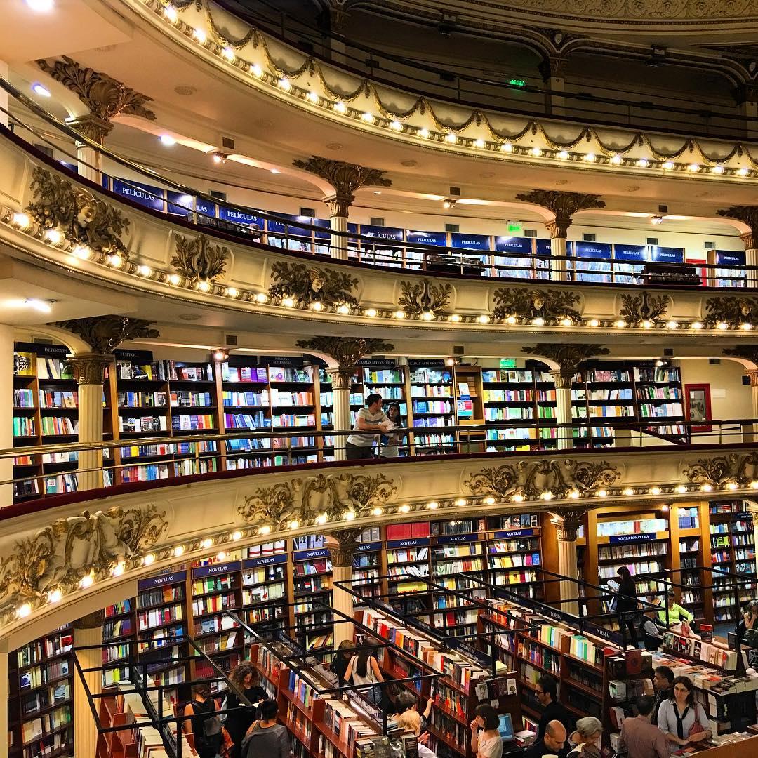 Argentina book store