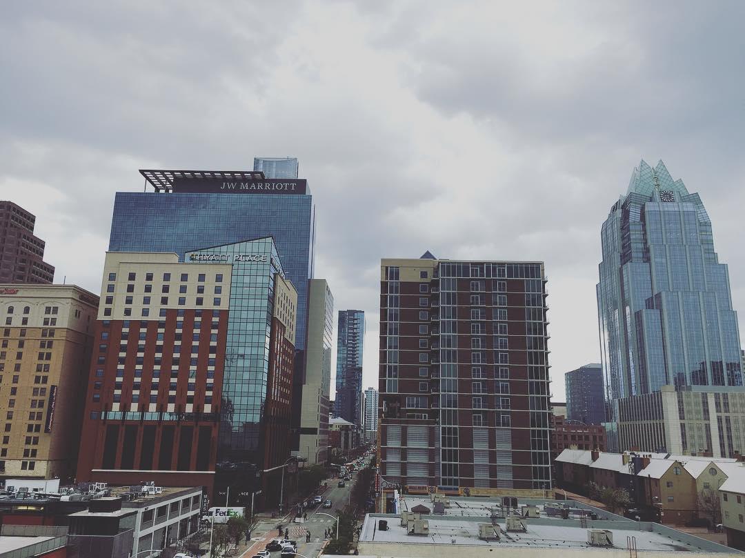 Gloomy Austin