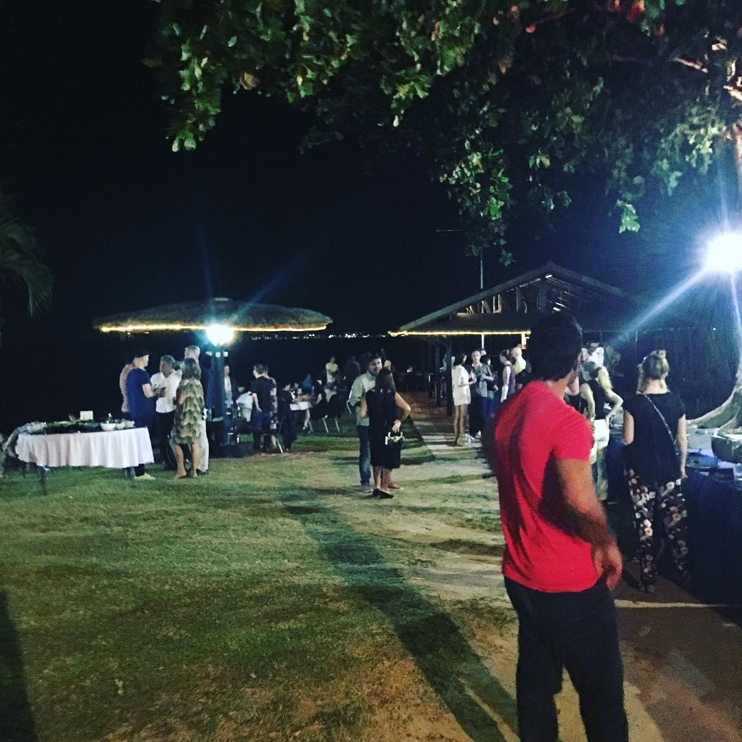 VIP dinner at Adfest