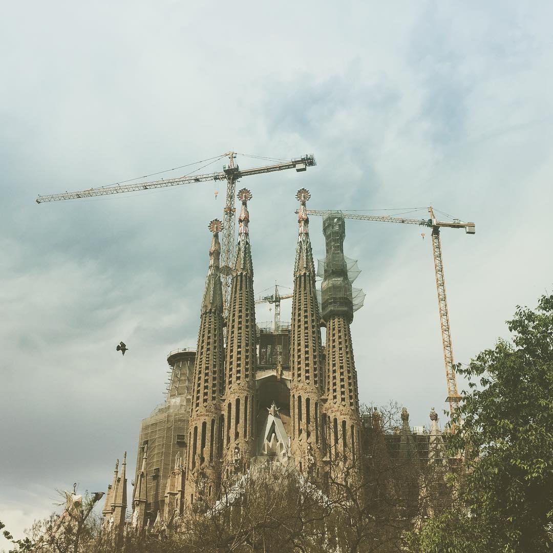 Hello Gaudi