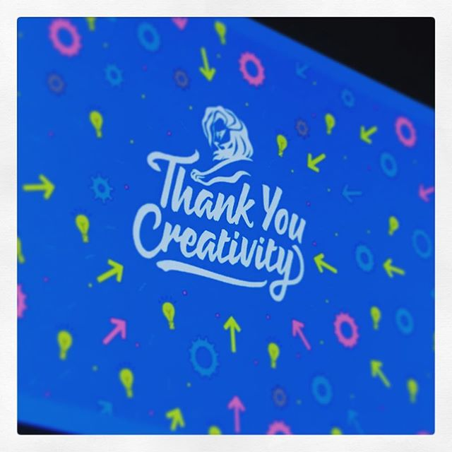 Thank You Creativity!!! #canneslions #canneslions2016 #aoicannes2016