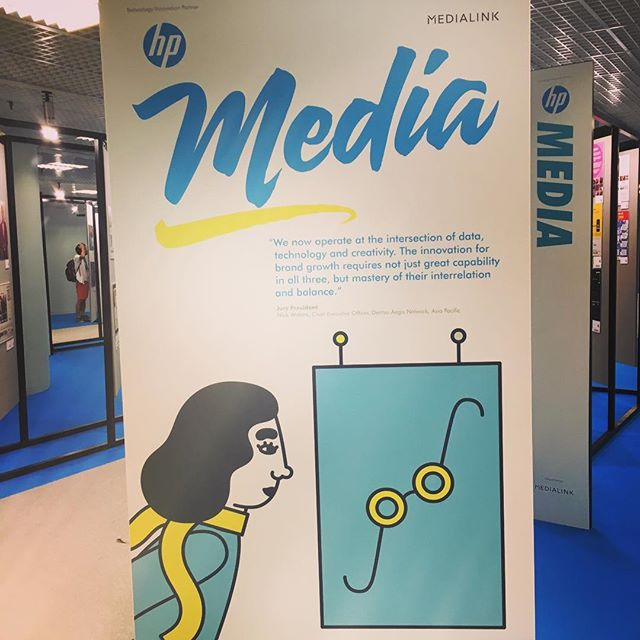 Media#canneslions #canneslions2016 #aoicannes2016 #medialunas