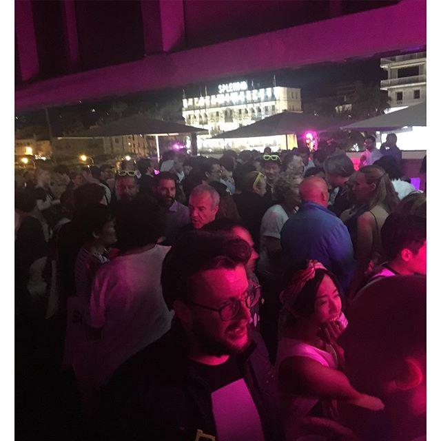 Twas a good night!AOI Pro. & AOI ASIA Cannes Party 2016#aoicannes2016