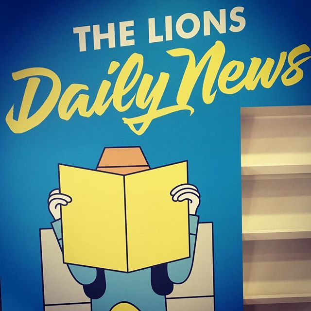 The Lions Daily News.  #canneslions #aoicannes2016 #canneslions2016
