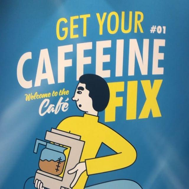 Caffeine FIX!!! #aoicannes2016 #canneslions2016 #canneslions