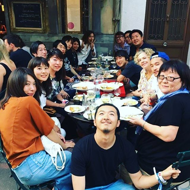 AOI Pro. Cannes Dinner at Da Laura #canneslions #aoicannes2016 #canneslions2016 #cannes