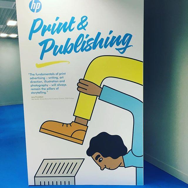 Print & Publishing #aoicannes2016 #canneslions2016 #canneslions
