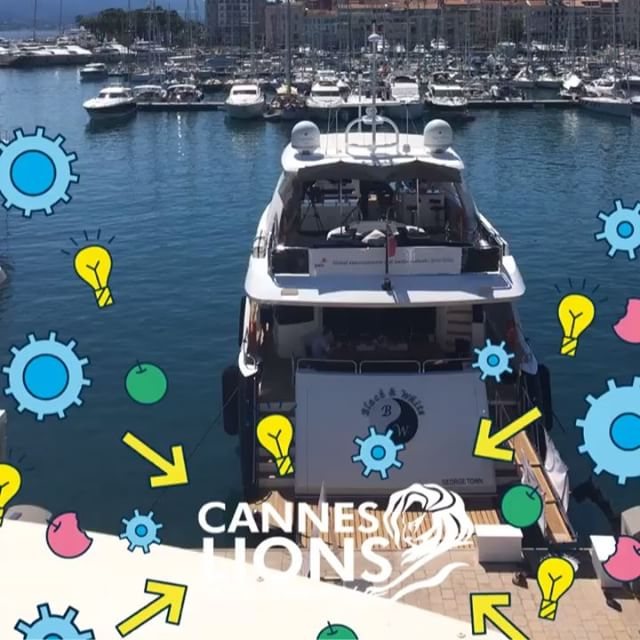 Snapchat Filter #canneslions #canneslions2016 #aoicannes2016