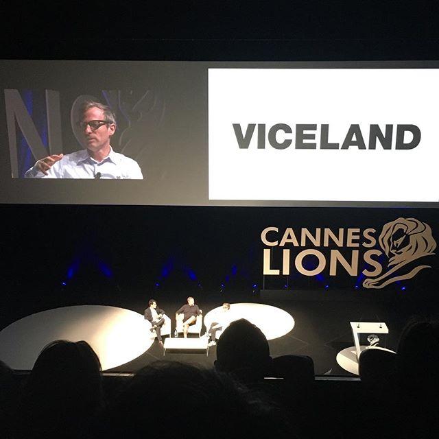#vice #spikejonze #aoicannes2016 #canneslions #canneslions2016