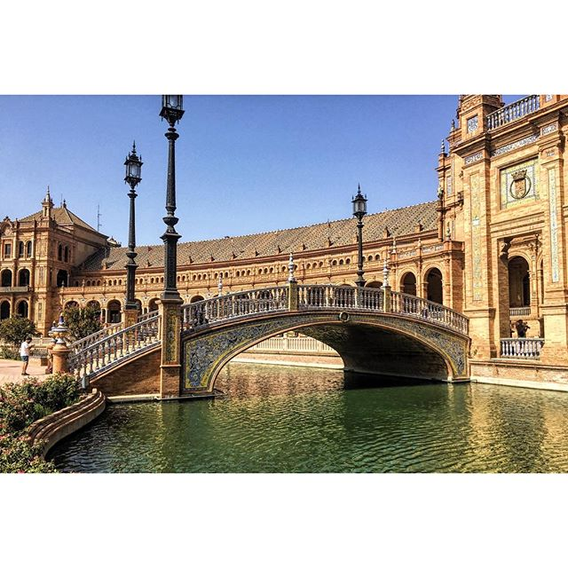 Location scout in Seville#seville #spain